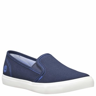 Timberland Women's Newport Bay Canvas Slip-On Shoe