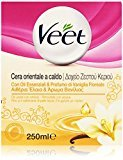Veet Oriental Wax Essential Oils, 250ml by