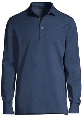 Polo Ralph Lauren Custom Slim-Fit Mesh Shirt