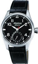 Alpina Men's AL710B4S6 Aviation Pilot Analog Display Swiss Automatic Watch