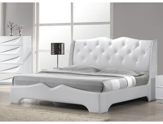 Orren Ellis Kogan Upholstered Platform Bed Size: California King