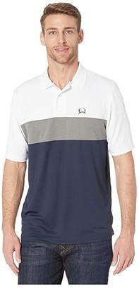 Cinch Short Sleeve Arenaflex Polo (Multi) Men's Clothing