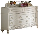 ACME Furniture Dorothy Kids Dresser - Ivory - Acme
