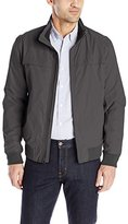 Dockers Microtwill Golf Bomber Jacket