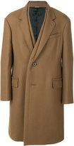 Lanvin classic single-breasted coat
