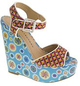 Chinese Laundry Women's JOLLYPOP MICRO SU Wedge Sandal