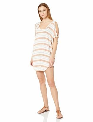 Jordan Taylor Inc. [Apparel] Women's Cold Shoulder Tunic