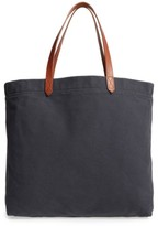 Madewell Canvas Transport Tote - Black