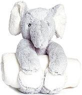 Elegant Baby Elephant Huggie Blanket