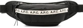 A.P.C. Lucille Bag in Noir | FWRD