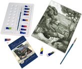 Your Own Royal & Langnickel Paint Masterpiece Painting Set, L'Estaque a Villa