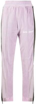 Palm Angels zip detail track pants