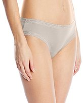 Yummie by Heather Thomson Women's Marnie Micro Modal Comfort Lace Hipster