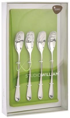 Studio William Textured Spoons (Set of 4)