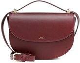 A.P.C. Geneve leather shoulder bag