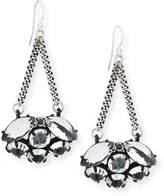 Lulu Frost Diamanda Chain Drop Earrings