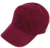 Polo Ralph Lauren embroidered logo cap - men - Cotton - One Size