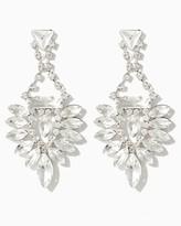 Charming charlie Fetè Facet Earrings