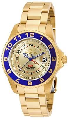 Invicta 18251 Pro Diver Women's Wrist Watch Stainless Steel Quartz Champagne Dial