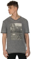 Dare 2b Grey Snapshot Print T-shirt