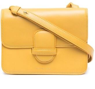 REJINA PYO Logo-Print Crossbody Bag