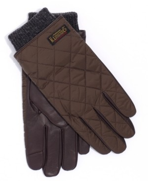 Polo Ralph Lauren Men's Touch Quilted Field Gloves