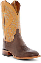 Lucchese Genuine Leather Cowboy Boot