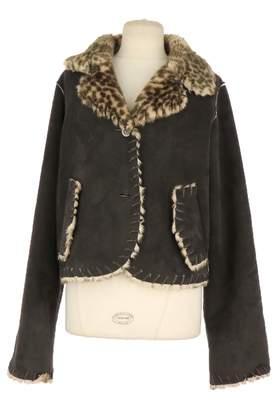 Balmain Brown Coat for Women