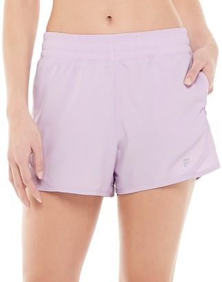Fila Women's SPORT Woven Piecing Shorts