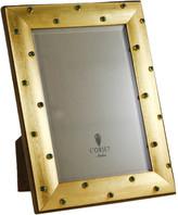 L'OBJET Vermeil & Malachite Stones Frame - Gold - 5x7