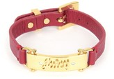Juicy Couture Juicy Bar Leather Bracelet