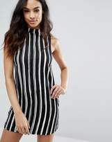 Motel Market Stripe Shift Dress