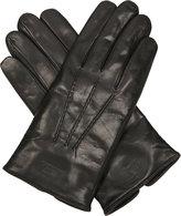 Armani Collezioni Solid Leather Gloves