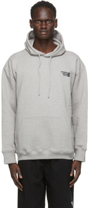 Vetements Grey Limited Edition Hoodie