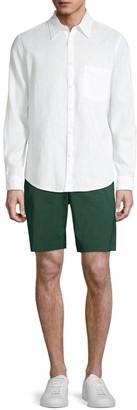Theory Irving Standard-Fit Linen Shirt