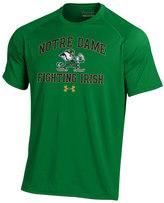 Under Armour Men's Notre Dame Fighting Irish Tech Tee