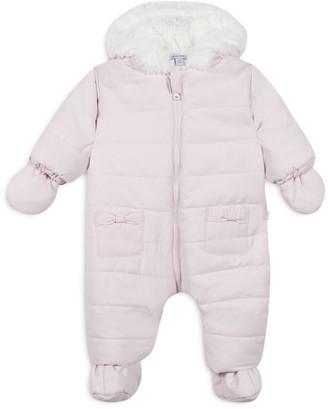 Absorba Faux Fur-Trim Hooded Snowsuit (1-18 Months)