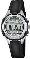 Calypso Women's Digital Watch with LCD Dial Digital Display and Black Plastic Strap K5692/2