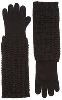 Moncler Women's Long Knit Gloves