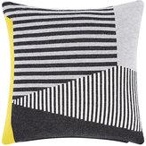 Tom Dixon Line Wool Pillow