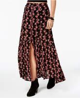 American Rag Juniors' Printed Maxi Skirt, Created for Macy's
