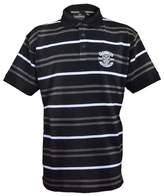 Guinness Official Merchandise Golf Striped Polo Shirt Men's T-Shirt