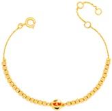 BaubleBar Lovestruck Emoticharm Bracelet