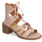 Dolce Vita Girl's Lyle Perforated Gladiator Sandal