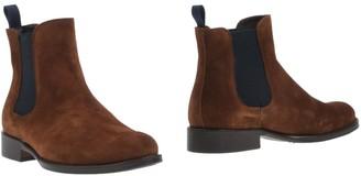 GIANFRANCO LATTANZI Ankle boots