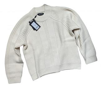 Naadam White Wool Knitwear