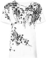 Barbara Bui foliage print T-shirt