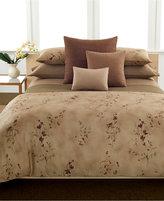 """Calvin Klein 18"""" Square Windowpane Decorative Pillow"""