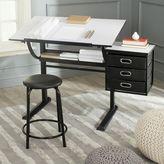 Safavieh Harvard Writing Desk & Stool Set