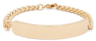 A.P.C. Darwin Curb-chain Metal Bracelet - Gold